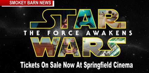 Star wars slider