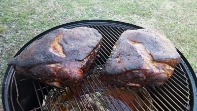 1st Ever Pork Shoulder