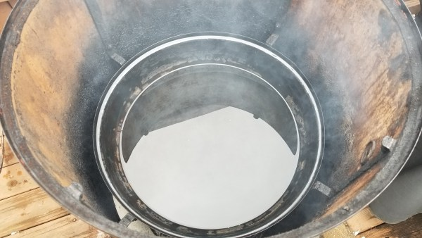 Water In The Pan