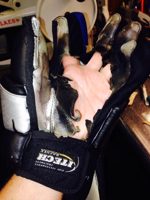 Hockey Equipment Repair