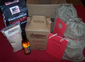 Starter Smoker Kits for Charcoal/Wood Smokers