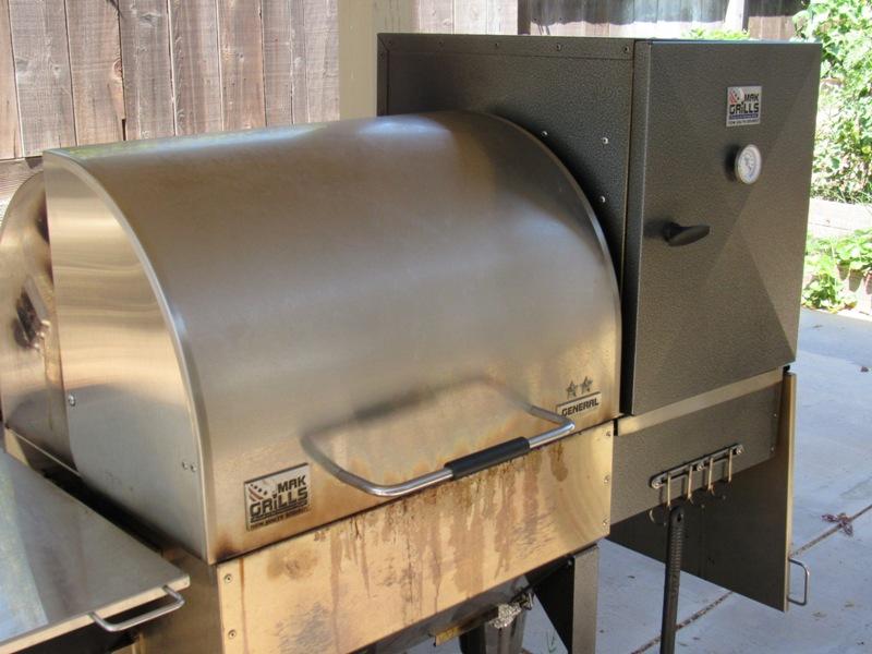 MAK Super Smoke Box