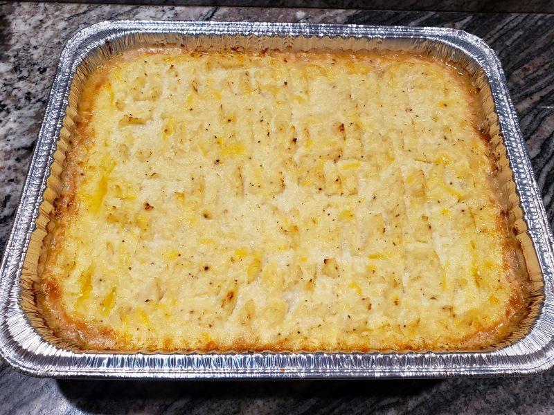 Low Carb Shepherd's Pie