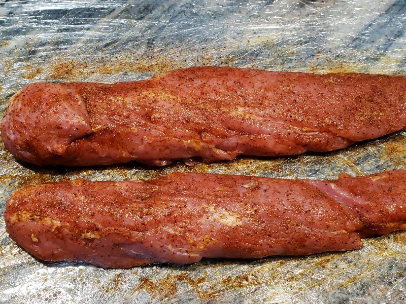 Seasoned Pork Tenderloins