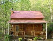 Small Rustic Mountain Cabin Plans