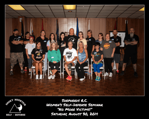 Shepherds RC Women's Self-Defense