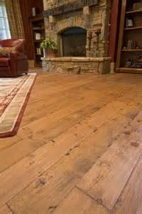 Unfinished Yellow Pine Flooring - Smoky Mountain Wood ...