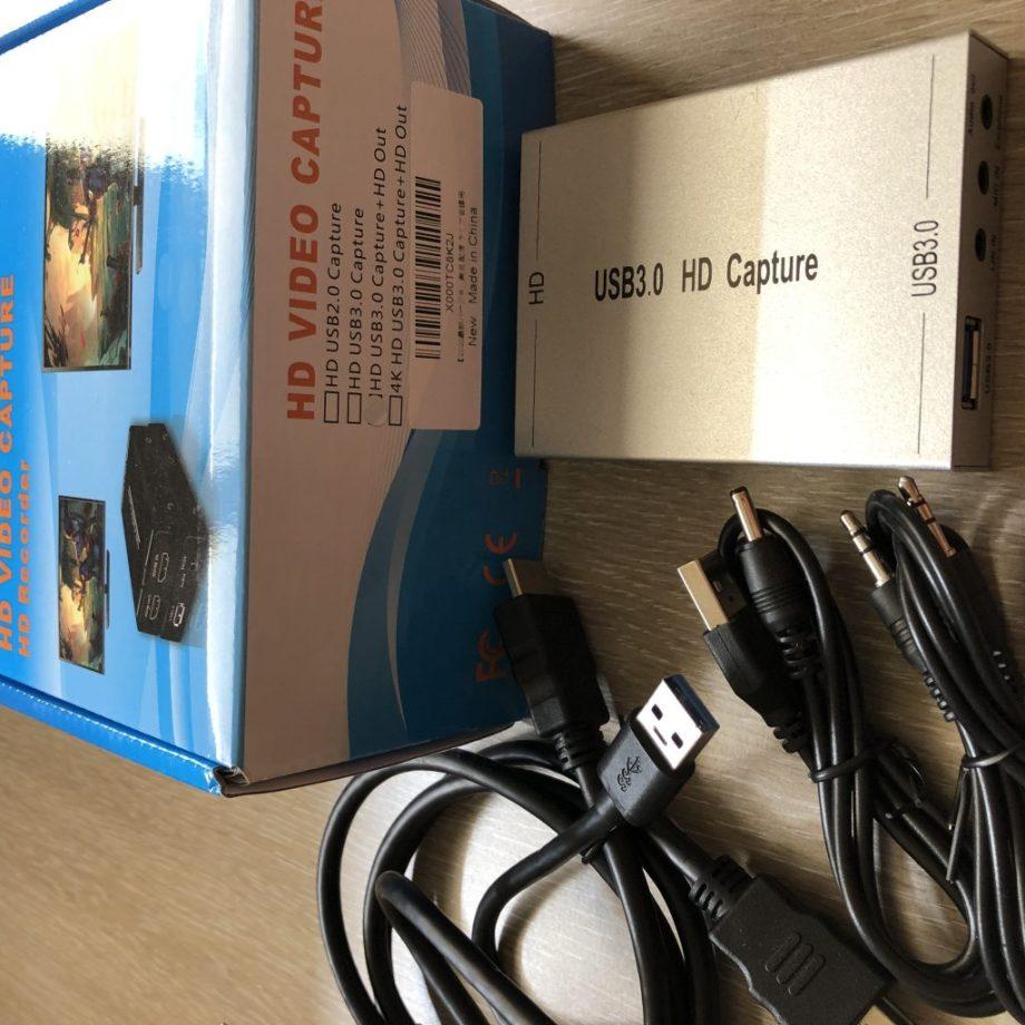 USB3 HD Capture