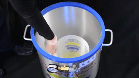5 Gallon Bucket Vacuum Chamber