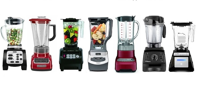 Different types of blenders- How to choose the right one?