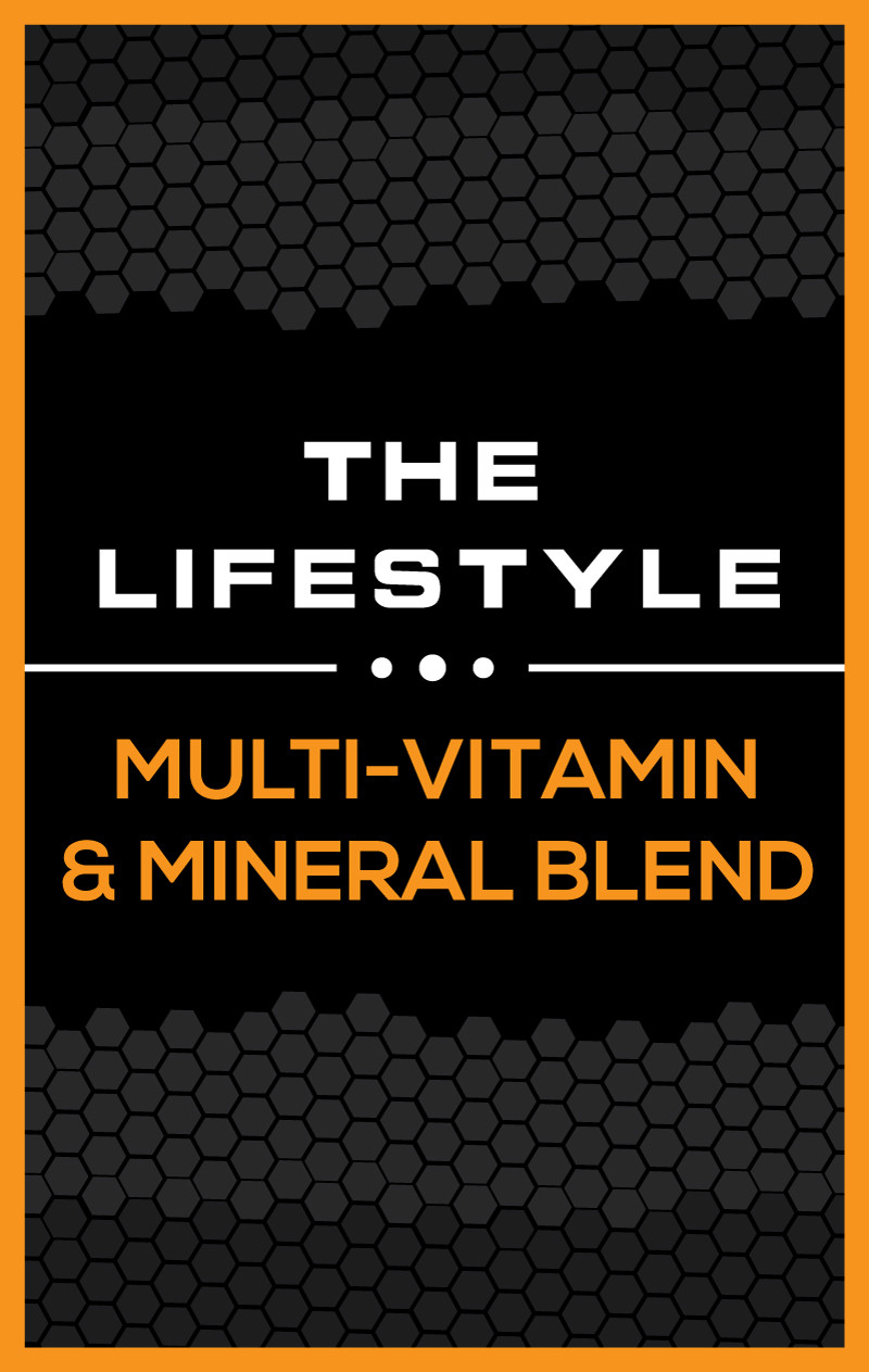 smoothie haven home of the lifestyle meal prep service muti vitamin & mineral blend supplement