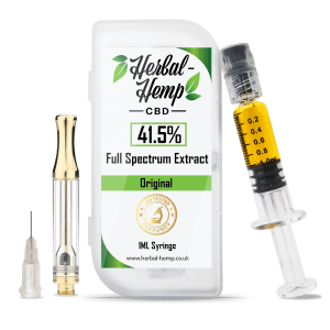 Herbal Hemp - High Strength CBD Extract 41.5%