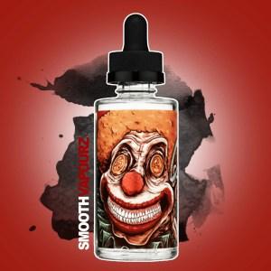 Bad Blood Pennywise 50ml e-liquid vape juice - smooth vapourz