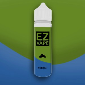 EZ Vape - 50ml - H Berg - 3 for £10 - Smooth vapourz