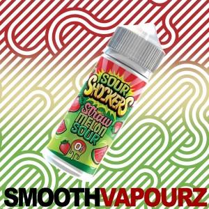 sour shockers strawmelon sour smooth vapourz