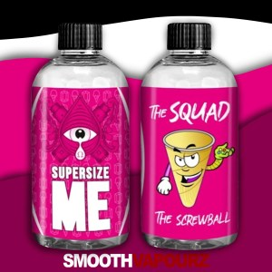 the squad supersize me smooth vapourz The screwball