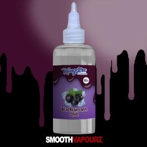 Kingston - Blackcurrant Chill - 500ml e-liquid - Smooth Vapourz