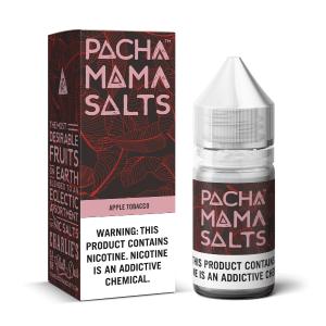 Pacha Mama Salts - Apple Tobacco - 10ml Nic Salt - Smooth Vapourz