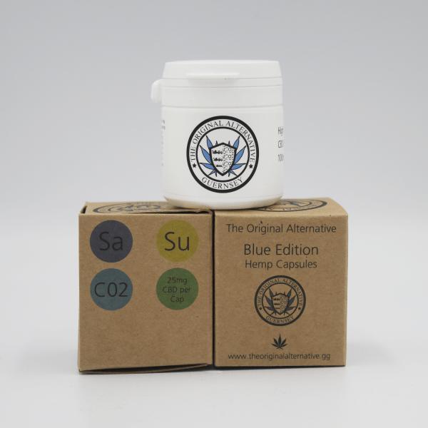 Smooth Vapourz - The Original Alternative - 100mg capsules