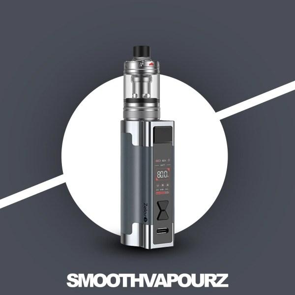 Aspire Zelos 3 kit Grey