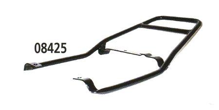 Portapacchi posteriore verniciato NERO per Vespa PK-XL