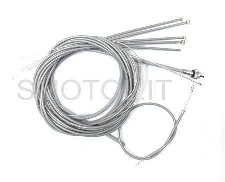 Kit trasmissione completo per VESPA PX 125 150 200 prima