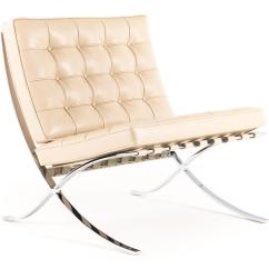 Mies Van Der Rohe Barcelona Chair Portable Directors 2 Knoll International Relax Leather Venezia Natural By Ludwig