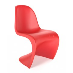 Panton Chair Review Posture Uk Vitra Classic Red By Verner 1999 Designer