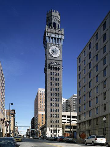 BromoSeltzer Tower  Historic Restoration  SMP Architects