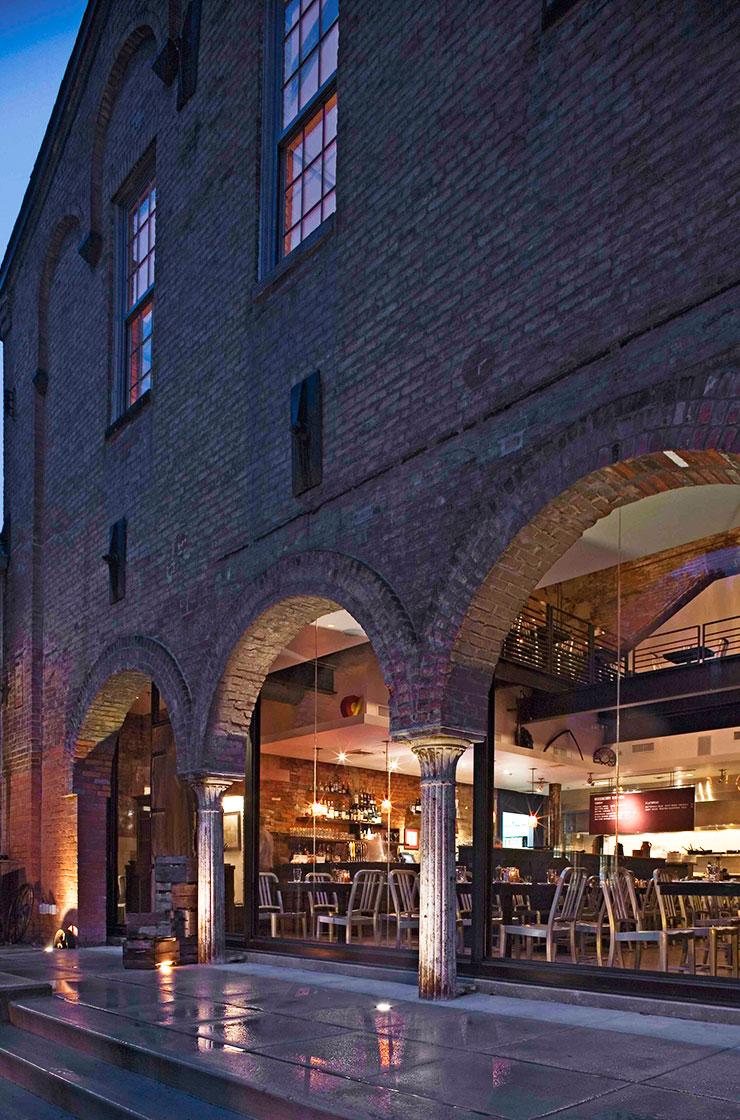 Woodberry Kitchen  Restaurant Architecture  SMP Architects