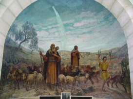 Church of the Shepherds in Shepherd's Field, Bethlehem - Israel | Saint  Mary's Press