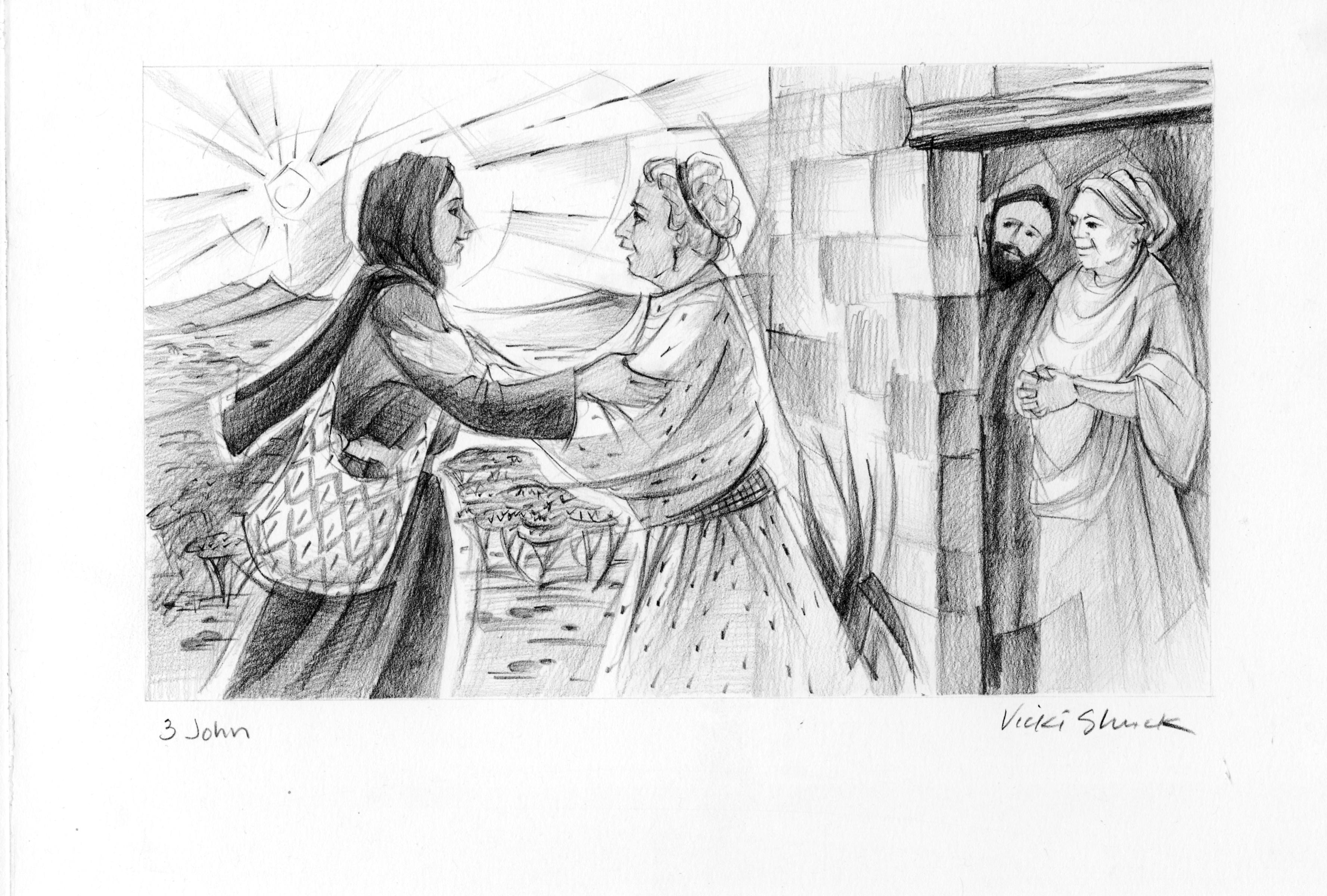 3 John Illustration