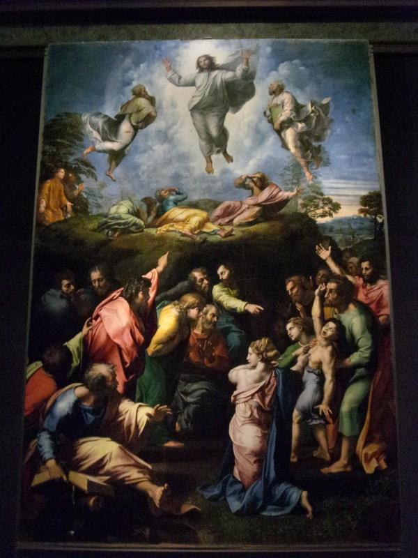 """Vatican Museum Pinacoteca Art """""""