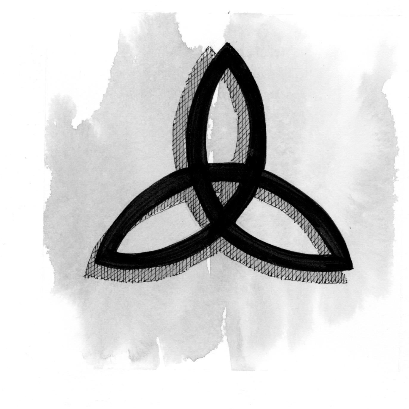 Signs And Symbols Triqueta