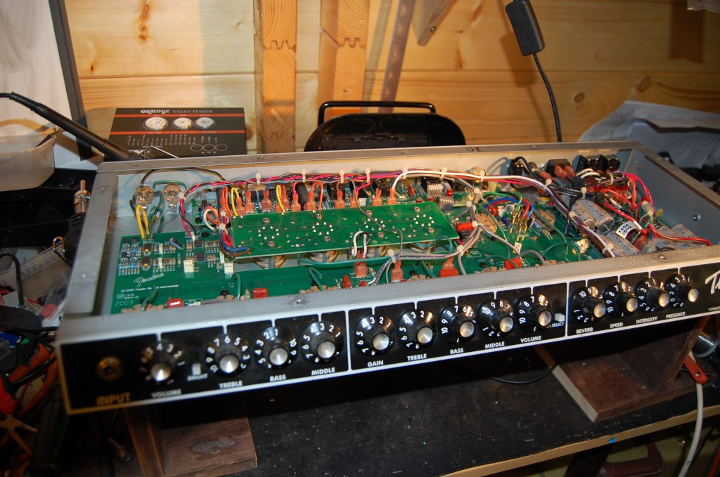Wiring An Amplifier