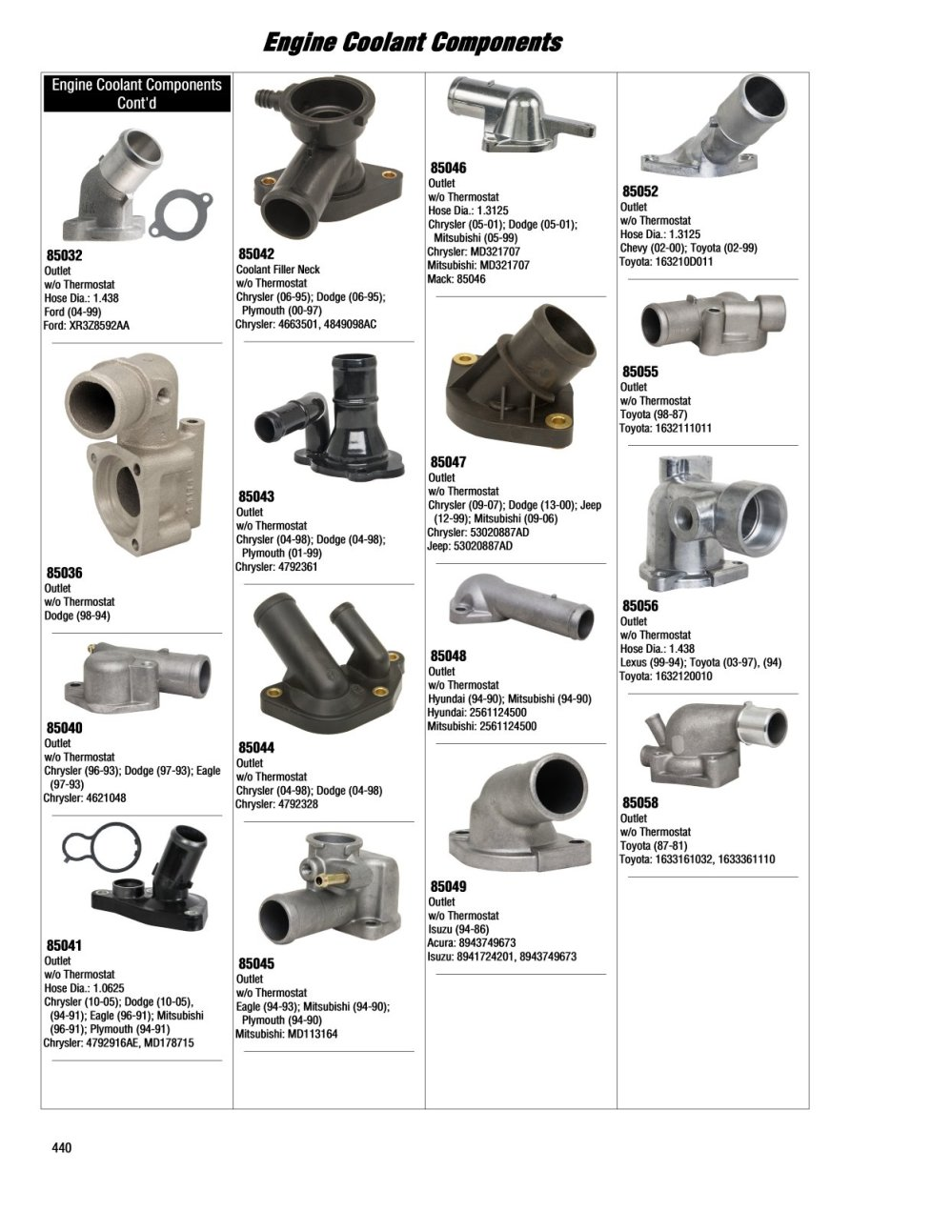 medium resolution of mitsubishi engine coolant