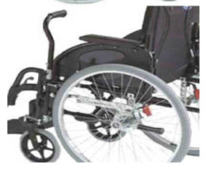 drive wheel chair covers hire plymouth one arm wheelchair lever or rim driven specialty medical