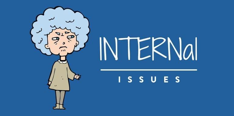 Intern-al Issues