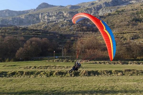Ozone Freeride Glider