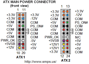 PSU Wizzards: Adapting a New Fanless ATX PSU to an Old AT Environment  AC Power Switch  Page 3