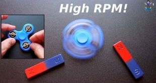 Free Energy Magnetic Fidget Spinner