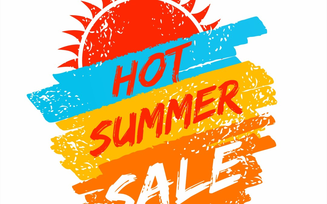 Music Summer SALE!