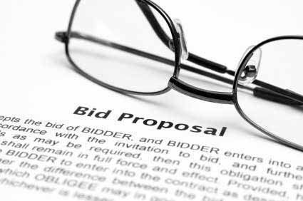 Denver, Colorado Construction Bid Proposal Template