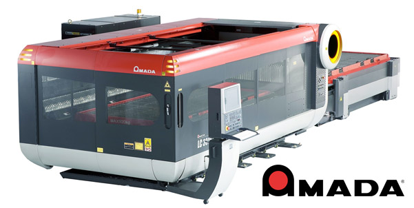 Amada F1 Laser Specifications | Sheet Metal Services | Liverpool