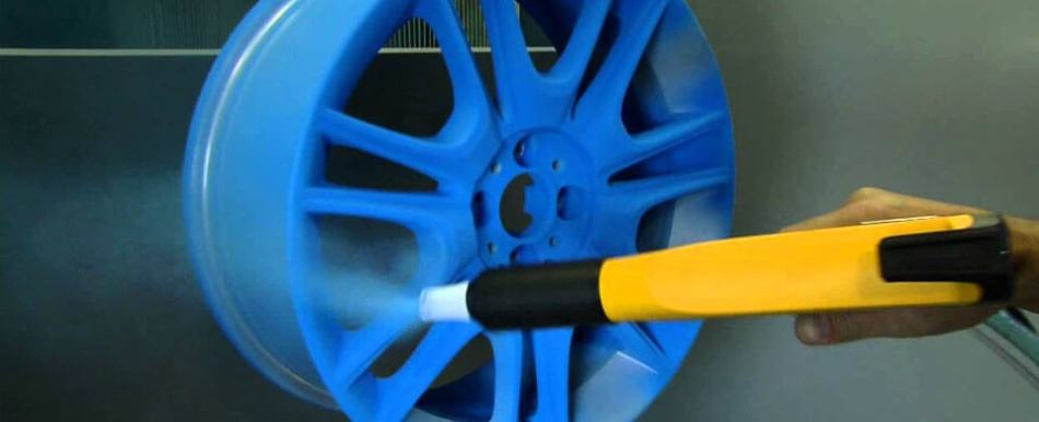 Powder Coating Services in Liverpool North West