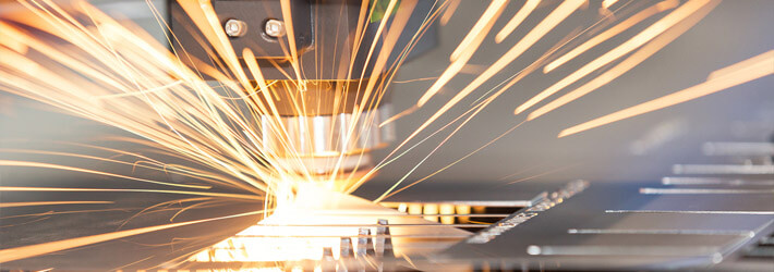 Laser Cutting at Sheet Metal Services, Seaforth, Liverpool
