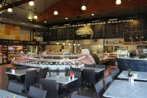 Santa Monica Seafood Market and Cafe  Market Cafe and
