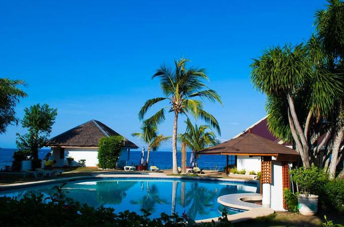 Best Deals at The Quo Vadis Dive Resort, Moalboal, Philippines! Book Now!