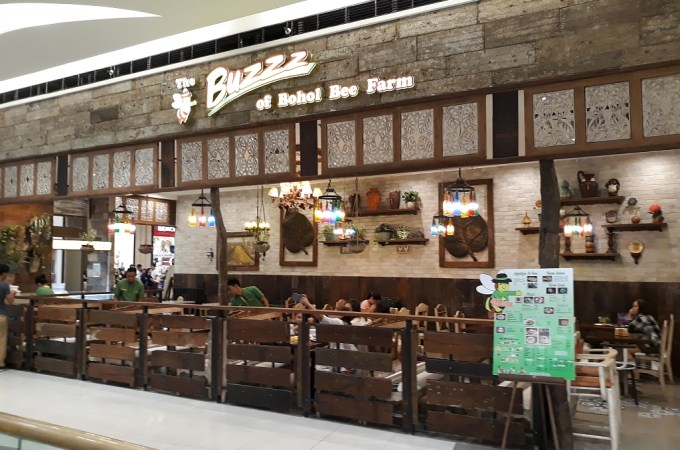 The Buzzz of Bohol Bee Farm SM Seaside City, Cebu, Philippines!