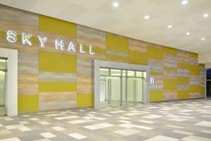 Sky hall seaside cebu covered event area